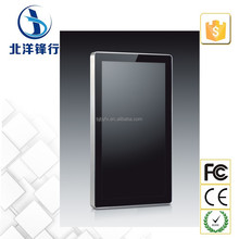 21.5 inch lcd touch monitor PC aio with base i5 cpu with saw touch screen