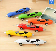 christmas toy car shaped ball pen