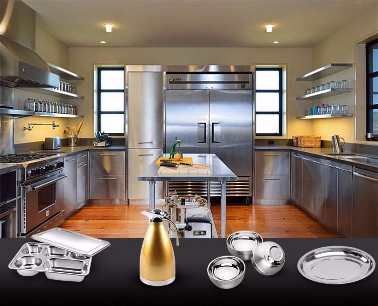 2 галлона кухне ведро компоста, жестяное ведро с крышкой и ручкой