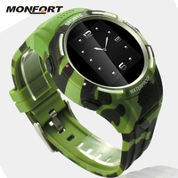 Fashion sport wearable technology watch phone android wifi gps best wrist watch phone for iphone
