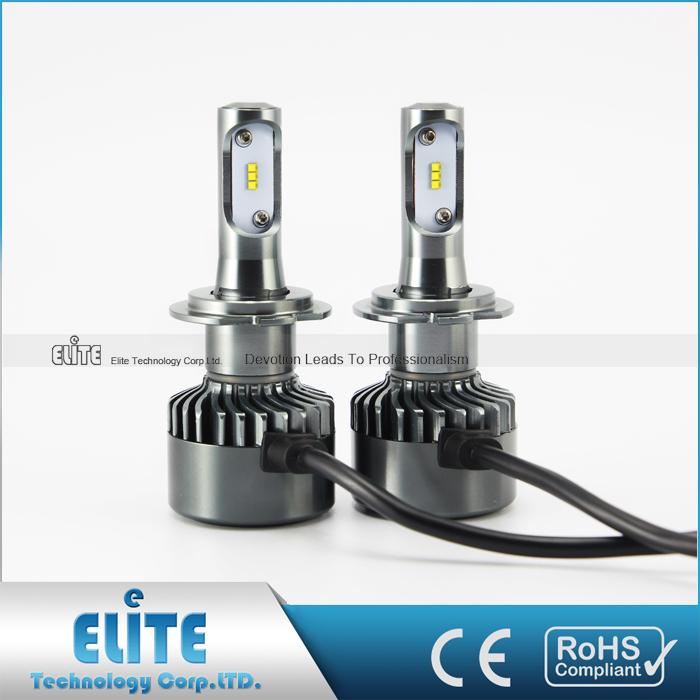 Calidad Superior CE RoHS IP68 tipo de faros luces del coche