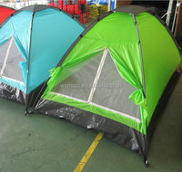 Special best sell folding black dome tent