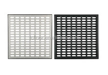 Tianchi floor High quality Anti-static data center perforated access floor tile with HPL surface