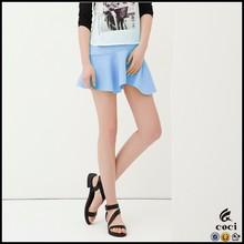 CCS005 Women wholesale short colorful skirts