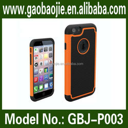 Unique design football pattern shockproof waterproof case for iphone 6 4.7