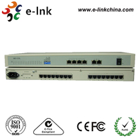 10/100BASE-T E1 Converged protocol converter comply with IEEE802.3 standard