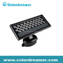 RGB led dmx flood light IP67 for billboard/architecture/square/garden/park