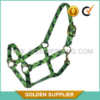 gone green all over design halter with snap