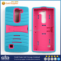 [GGIT] 2 in 1 robot phone case cover for LG H500F anti shake