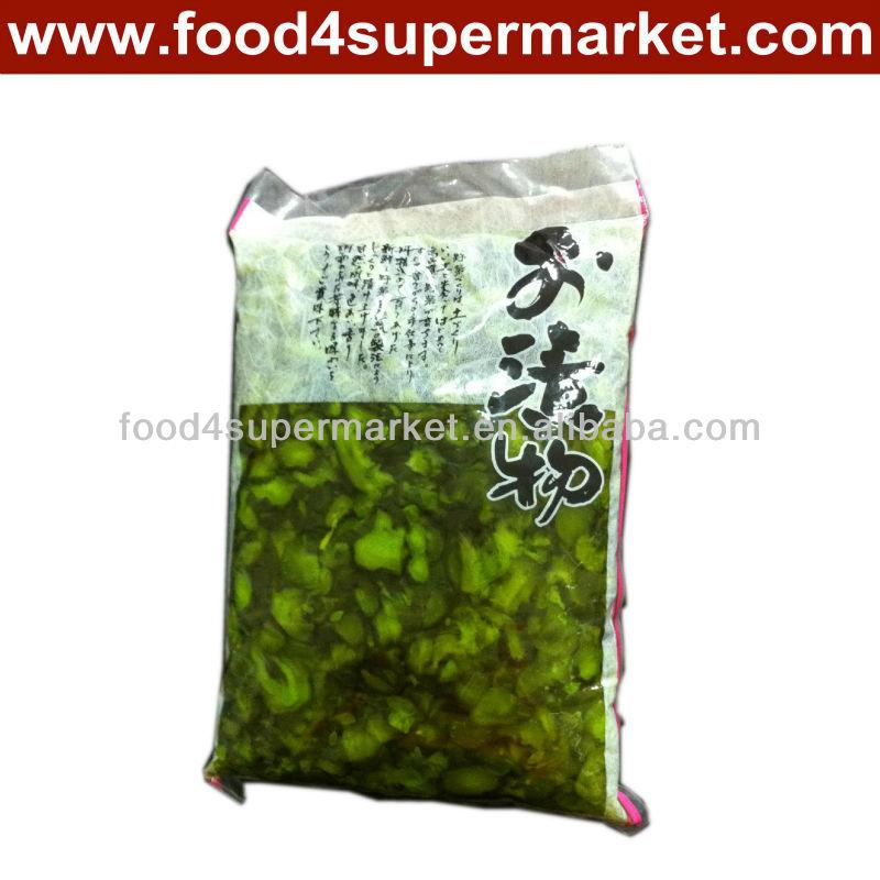 Chinois OEM concombre mariné