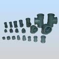 brasil nbr 5648 de plástico accesorios de pvc