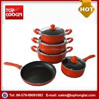 As Seen on TV Pressed Aluminum Nonstick Premier Cookware
