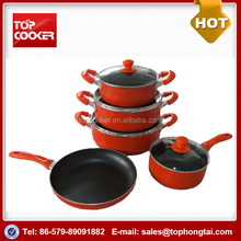 As Seen on TV Pressed Aluminum Nonstick Premier Cookware