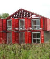 affordable smart design modular house for bungalow chalet