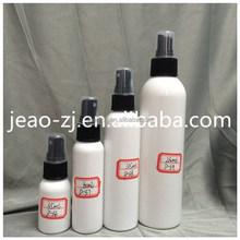 Hochwertige 2 unzen runde hdpe flasche, flasche aus kunststoff, kunststoff-sprühflasche aus china jeao