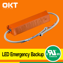 OKT Lighting UL/cUL led emergency ballasts inverters 100-277v input