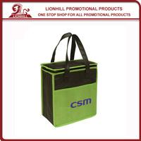 2015 Good Selling Eco Friendly Non Woven Cooler Bag