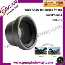 Mobile phone lens SCL-31 wide angle lenses Other Mobile Phone Accessories Mobile Phone Housings