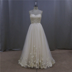 ruffly beautiful puffy maternity wedding dress bridal gown