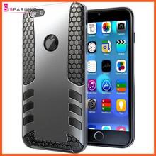 Brand New Rocket Design Rubber Defender Cover Hard GEL Case For iPhone 6
