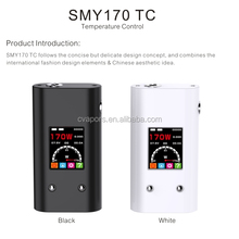 New version colorful screen Smy170 VW/VT Mod Smy 170 box mod