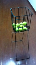 2015 Hot Sale Tennis Ball Picker Ball Cart