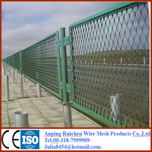 aluminum expanded metal mesh on sale
