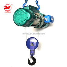 MD Type 10 T Electric Hoist/Construction Wire Rope Pulling Hoist