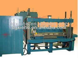 China dongguan factory direct sale/high frequency bath curtain welding machine/sliding table style 5-35KW