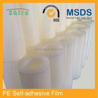 Design professional self adhesive bitumen waterproof tape