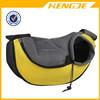 puppy lovely animal dog comfortable mesh travel shoulder bag sling backpack