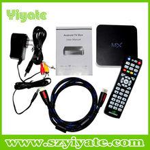 Daul Core AML8726-Mx Internet Android 4.2.2 IPTV/OTT Arabic Channles Tv Box, Hotel Tv Solution, XBMC