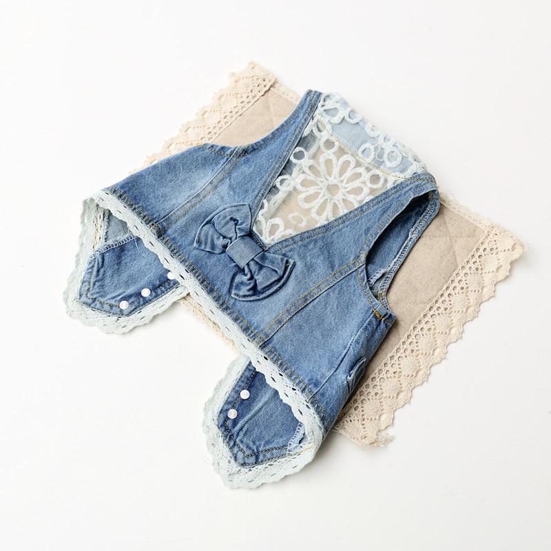 Жилетка джинсовая детская сшить