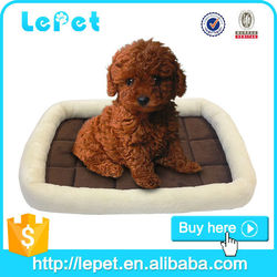short plush luxury dog/cat beds for wholesale