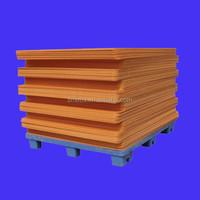 Polypropylene pp corrugated plastic pallet sheet