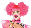 Female circus clown cosplay Halloween Party Wig(W-113)