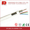 Solid Conductor Type and Insulation Material Thin Rg6 Coaxial Cable