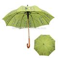 Paraguas para obsequio corporativo con estampado fotográfico a todo color