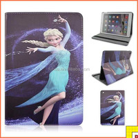 New 3d Carton Frozen tablet cover for ipad air 2 leather case