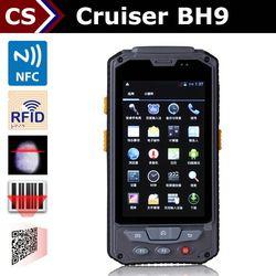 HL12 Cruiser BH9 2m uhf rfid handheld reader with NFC dual core GPS