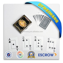 playing cards manufacturer in china