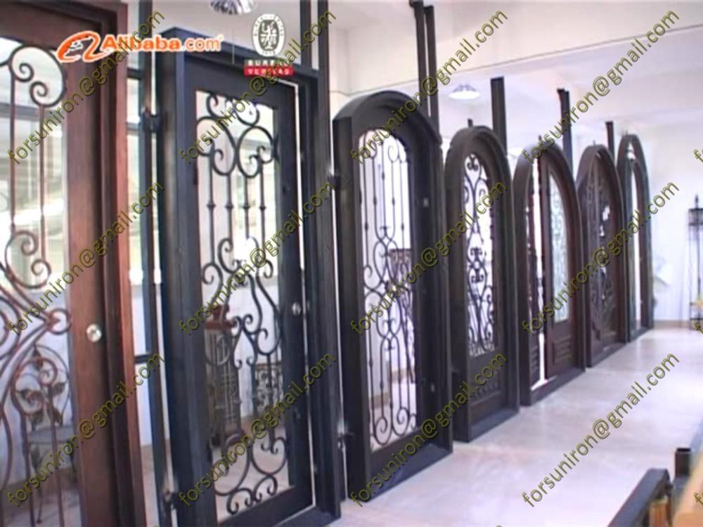 r sidentiel fer forg portes maison en fer forg porte d 39 entr e accueil fer forg porte portes. Black Bedroom Furniture Sets. Home Design Ideas
