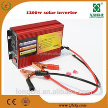 High quality 1200w strong power Solar inverter for home