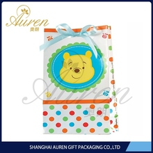 valentine top selling decorative paper bag for gift