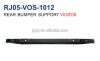 automobile parts steel rear bumper support for toyota vios 08