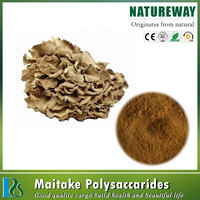China supplier Hen of the woods extract beta glucan