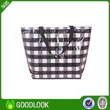 China laminated pp woven foldable reusable shopping bag