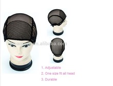 6a top quality strong mesh weaving wig cap for wig making