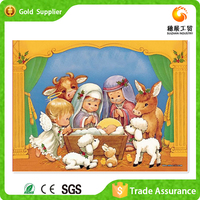 Factory Wholesale The Birth of Christ Jesus Decoration Embroidery Kit Cartoon Diy Diamond Painting