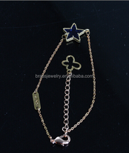Unisex Friendship Girls Gold Chain Bracelets